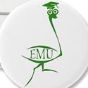 The orignal EMU logo that started it all