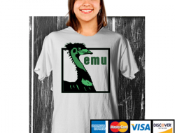 EMU Frame Hoodie