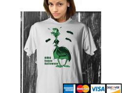 EMU Halloween Hoodie