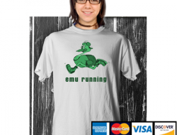 EMU Running Shirt 2