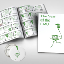 Year Of The EMU Book