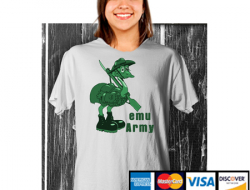 EMU Army Shirt