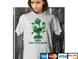 EMU Money Shirt