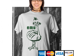 EMU Sketching Shirt