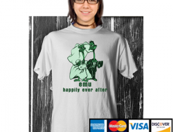 EMU Wedding Shirt